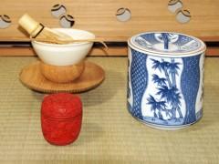 茶道具イメージ