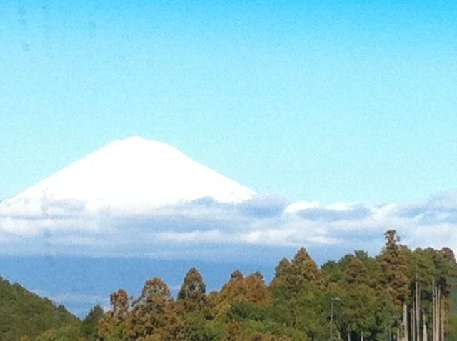 2013年 富士山